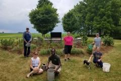 Wayside Watering, June 20,