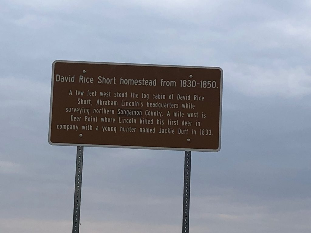 David Rice Short homestead